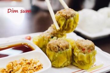 Dim Sum (veggie of vlees)